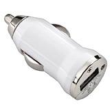 USB Beyaz Ara� �arj Aleti