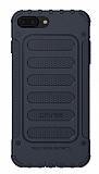 Araree Wrangler Fit iPhone 7 Plus / 8 Plus Ultra Koruma Midnight Blue Kılıf