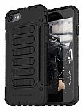 Araree Wrangleri iPhone 7 / 8 Ultra Koruma Siyah Kılıf