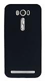 Asus ZenFone 2 Laser 5 inç Mat Siyah Silikon Kılıf