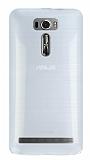 Asus Zenfone 2 Laser 6 inç Şeffaf Kristal Kılıf