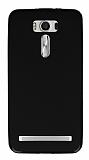 Asus Zenfone 2 Laser 6 inç Siyah Silikon Kılıf