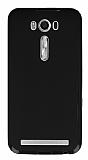 Asus ZenFone 2 Laser 5 inç Siyah Silikon Kılıf