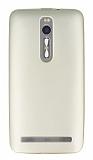 Asus ZenFone 2 ZE551ML Mat Gold Silikon Kılıf