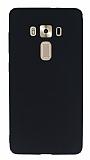Asus ZenFone 3 Deluxe ZS570KL Mat Siyah Silikon Kılıf
