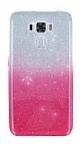 Asus Zenfone 3 Laser ZC551KL Simli Pembe Silikon Kılıf