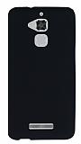 Asus Zenfone 3 Max ZC520TL İnce Mat Siyah Silikon Kılıf