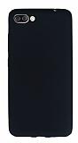 Asus Zenfone 4 Max ZC554KL Mat Siyah Silikon Kılıf