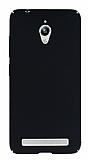 Asus ZenFone Go Tam Kenar Koruma Siyah Rubber Kılıf