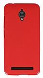 Asus ZenFone Go ZC500TG Kırmızı Silikon Kılıf