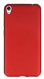 Asus Zenfone Live ZB501KL Tam Kenar Koruma Kırmızı Rubber Kılıf