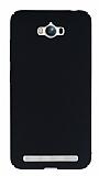 Asus ZenFone Max Tam Kenar Koruma Siyah Rubber Kılıf