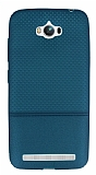 Asus ZenFone Max Ultra �nce Noktal� Ye�il Silikon K�l�f