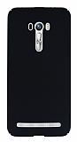 Asus Zenfone Selfie Tam Kenar Koruma Siyah Rubber Kılıf