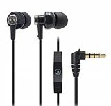 Audio-Technica ATH-CK400i Siyah Mikrofonlu Kulaklık