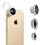 Baseus 3� 1 arada Mini Lens Serisi