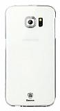 Baseus Air Case Samsung Galaxy S7 Şeffaf Silikon Kılıf