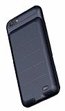 Baseus Backpack iPhone 6 Plus / 6S Plus 3600 mAh Bataryalı Lacivert Kılıf