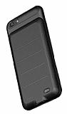 Baseus Backpack iPhone 6 Plus / 6S Plus 3600 mAh Bataryalı Siyah Kılıf