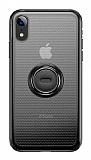 Baseus Dot Bracket iPhone XR Standlı Silikon Kılıf