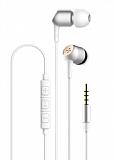 Baseus Encok H02 Mikrofonlu Kulakiçi Silver Kulaklık