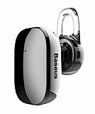Baseus Encok A2 Çift Telefon Destekli Siyah Mini Bluetooth Kulaklık