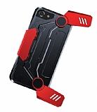 Baseus Gamepad iPhone 7 / 8 Standlı Kırmızı Oyun Kılıfı