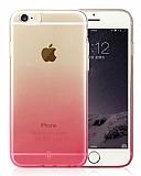Baseus iPhone 6 Plus / 6S Plus illusion Pembe Silikon Kılıf
