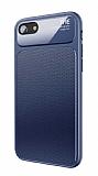 Baseus Knight iPhone 7 / 8 Lacivert Silikon Kılıf