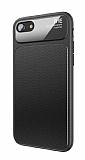 Baseus Knight iPhone 7 / 8 Siyah Silikon Kılıf