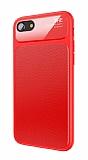 Baseus Knight iPhone 7 / 8 Kırmızı Silikon Kılıf