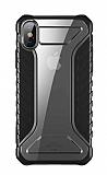 Baseus Michelin iPhone XS Max Ultra Koruma Siyah Kılıf
