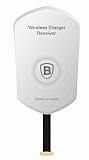Baseus Micro USB Kablosuz Şarj Alıcısı