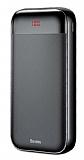 Baseus Mini CU 20000 mAh Powerbank Siyah Yedek Batarya