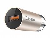 Baseus QC 3.0 Gold Araç Şarj Aleti