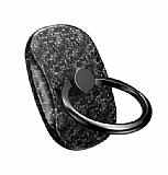 Baseus Ring Bracket Universal Siyah Yüzük Tutucu