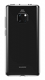 Baseus Simple Huawei Mate 20 Pro Şeffaf Silikon Kılıf