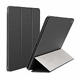 Baseus Simplisim Y-Type iPad Pro 11 Kapaklı Siyah Deri Kılıf