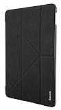 Baseus Simplism Y-Type iPad 10.5 Standlı Siyah Deri Kılıf