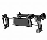 Baseus Telefon ve Tablet Siyah Araç Koltuk Arkası Tutucu