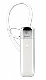 Baseus Timk Series Beyaz Bluetooth Kulakl�k
