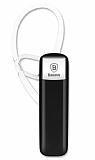 Baseus Timk Series Siyah Bluetooth Kulakl�k
