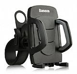 Baseus Wind Series Universal 360 Derece D�ner Standl� Bisiklet Telefon Tutucu
