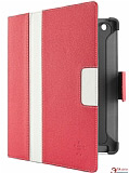 Belkin iPad 2 / iPad 3 / iPad 4 Folio K�rm�z� Standl� K�l�f