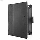 Belkin iPad 2 / iPad 3 / �pad 4 Verve Standl� Siyah K�l�f
