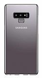 Benks Electroplating Samsung Galaxy Note 9 Siyah Silikon Kılıf