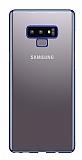 Benks Electroplating Samsung Galaxy Note 9 Lacivert Silikon Kılıf