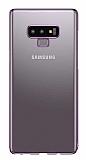 Benks Electroplating Samsung Galaxy Note 9 Mor Silikon Kılıf