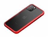Benks iPhone 11 Pro Magic Smooth Drop Kırmızı Silikon Kılıf