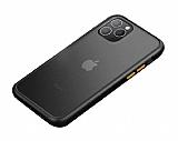 Benks iPhone 11 Pro Magic Smooth Drop Siyah Silikon Kılıf